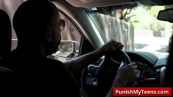 Submissived XXX Driving Miss Rowe with Liza Rowe video-01