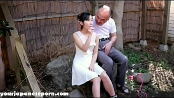 Grandpa Cums In Teen Mouth For The First Time