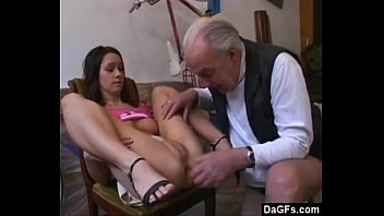 Dagfs - Old Pervert Horny For Some Teen Pussy