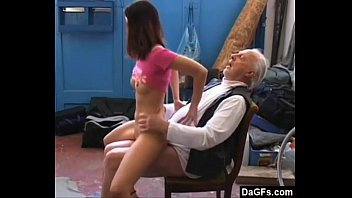 Old pervert horny for some y. pussy