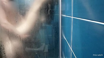 Young Amateur Couple Fucking Hard in the Shower - Triss witch