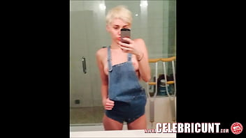 Loopy Celeb Miley Cyrus Nude Leaked Fappening 2