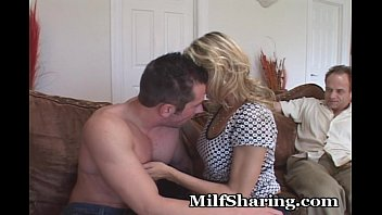Sissy Hubby Jealous Of Younger Stud