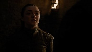 Game of thrones Arya and Gendry Fucked Together for 1st time, Maisie Williams, Season 8, Most Waited scenes