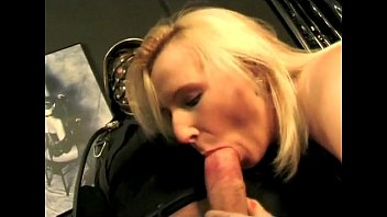 Two hot mistresses fucking their slave