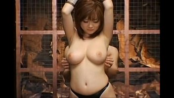 Rio Hamasaki gets tied up and played with by a horny man Thumb