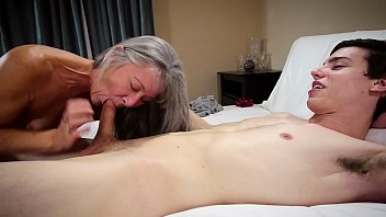 Taboo Grandmother Leilani Lei Fucks Grandson For Birthday Present