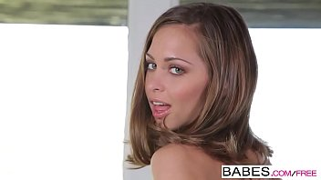 Babes.com - Garden View  starring  Kris Slater and Riley Reid clip
