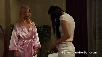 Lesbian Maid Sniffing Mistresses Underwear And Imaging What Could Happen