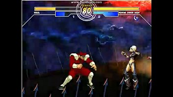 M.Bison Vs Angel