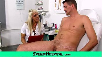 Hospital Cfnm Sex Feat. Milf Doctor Marketa And A Patient