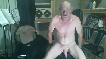 My nude enjoyment Anal with toy