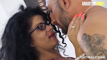 AMATEUR EURO - Big Tits Romanian Mature Giulia Squirt Takes Huge Cock Deep In Her Tight Ass 11 min
