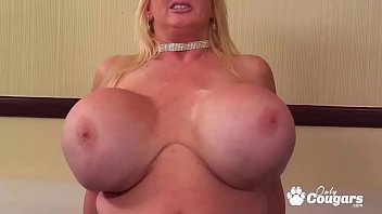 Yls has huge fake tits Milf kaila kleevange has her huge circus titties fucked