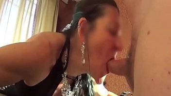 My hot girl tied on her knees for a hard anal fucked and deep throat domination