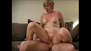 Hey My Grandma Is A Whore #7 - Old whore has a thing for young studs