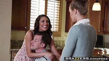 Real Wife Stories - Fucking Neighbors scene starring August Ames Nicole Aniston  Jessy Jones Preview
