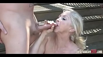 Chubby granny 5 - Horny annabelle brady fucks her young lover