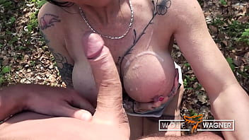 Julia Exclusiv: A German Milf with big fake tits and big ass from Berlin! WolfWagner.com