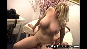 Busty Heather blowjob and fucking