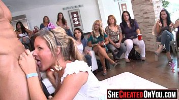 19 Milfs take loads in the face at secret sex party 30