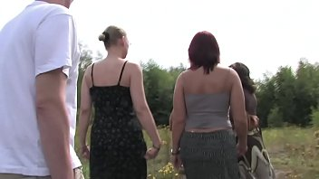 Free Version - A family picnic is transformed into wild sex without pause thumbnail