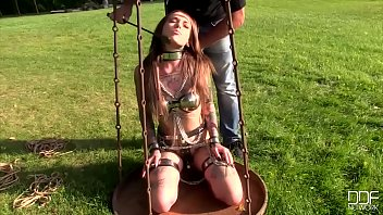 Submission mpeg long fetish - Submissive russian fairies caged and ass fucked by long black cock