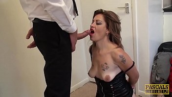 PASCALSSUBSLUTS - MILF Filthy Emma Dominated After Face Fuck