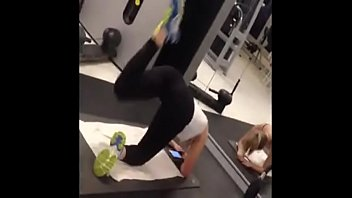 home d20 i cathedral a very cute blonde at the gym