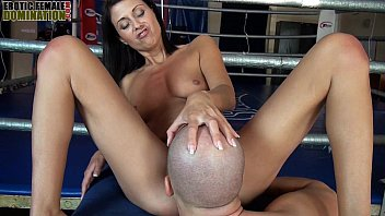 Sweet Claudia s. a man into submission