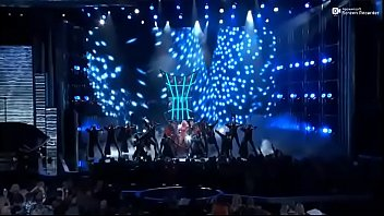 Britney Spears - Megamix (Live from the Billboard Music Awards) HD