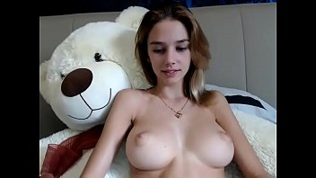 Euro teen with tits out chatting - watch more on 34cams.com