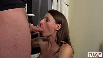 Voyeur Porn With A French Pauline Cooper Getting Anal