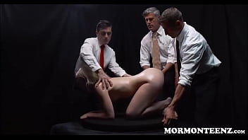 Mormon Teen Trillium On The Mercy Seat Gangbang