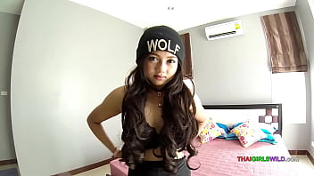 CoverThai teen loves being fucked without a condom