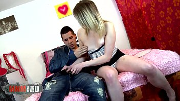 Young French teen Cristal Bardzo fucking with Kevin White