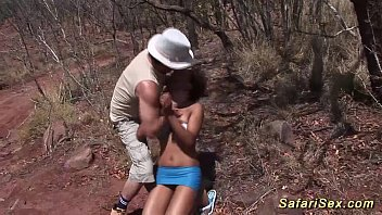 wild african babe loves extreme sex