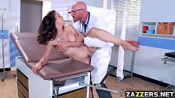 Dr dyke porn Dr johnny sins banging cytherea on top of his big cock