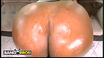 BANGBROS - A Thick White Cock For Ebony Babe Sinnamon Love's Big Ass!