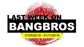 Workers in bondage business week - Last week on bangbros.com: 01/05/2019 - 01/11/2019