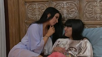 Do you feel lonely, Mercedes? - Mercedes Carrera and Romi Rain Preview