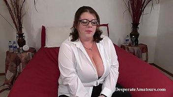 Casting big boobs Nikki Desperate Amateurs needs money