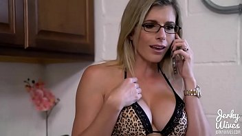 Trying Stepmother's Pussy For The First Time - Cory Chase