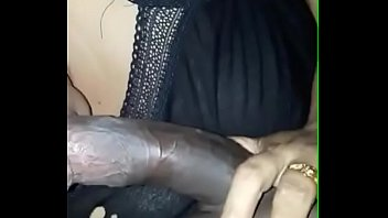 Sexy desi girl sucking indian big black cock