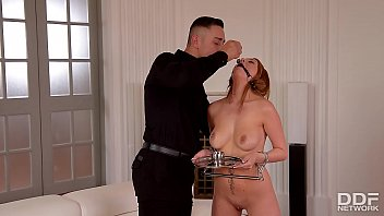 Submissive Emily Thorne Bound & Dominated With Anal