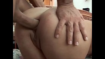 The old bitch gets fucked by her son