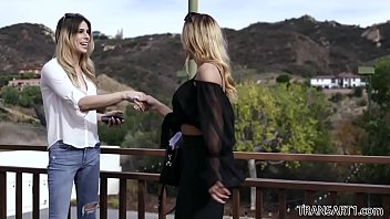 Forget the husbands, do each other! - Casey Kisses, Marissa Minx