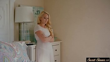 Teen maid humiliated and fucked from behind