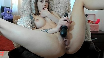 From live show ,Strip, dance squirt and cumming online .Big natural tits bounce