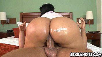 20 Latina with huge ass fucking my dick 21